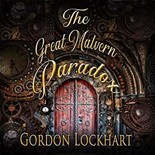 The Great Malvern Paradox audiobook cover art