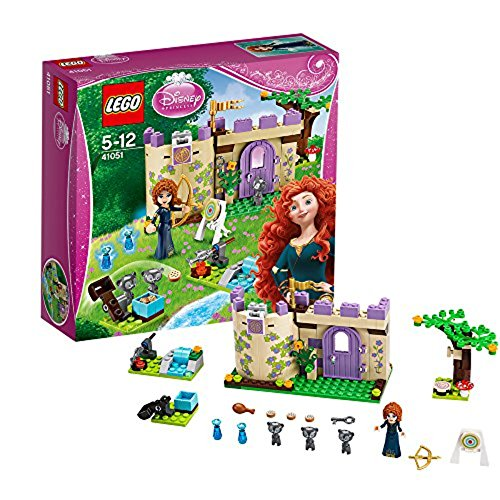 Lego Disney Princess - Los Juegos de Mérida en el