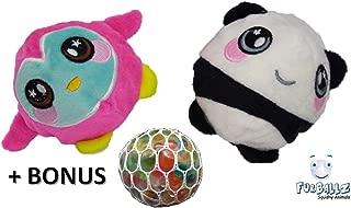 Slow Rising Squishies - Squeezamals Toys Squishamals (2 Pack) 3.5