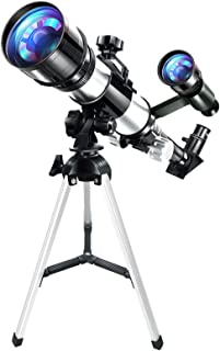 Astronomical Telescope, Zoom 60X HD Outdoor Monocular Space Telescope, Professional hd Astronomical Telescope for Kids - C...