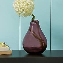 Home Centre Galaxy Eadric Cut Vase - Purple