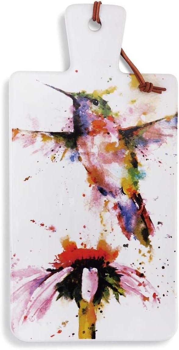 San Jose Mall Dean Crouser Peewee Hummingbird Watercolor Red 7 x Ceramic 14 St online shopping
