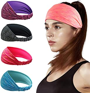 ECOLIVZIT Sports Headbands for Men and Women