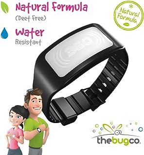 BugCo – TheBugWatch – Bracelet anti-moustique (Super protection –..