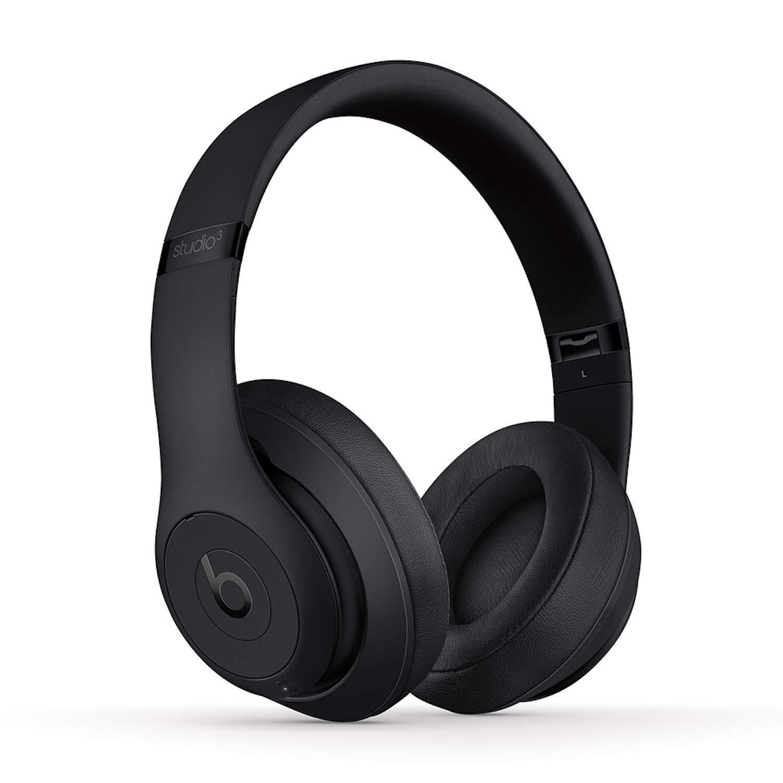 Amazon Com Beats Studio3 Wireless Headphones Matte Black Renewed Electronics
