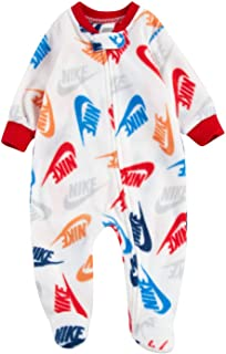 Nike Baby Microfleece-Overall mit Reißverschluss