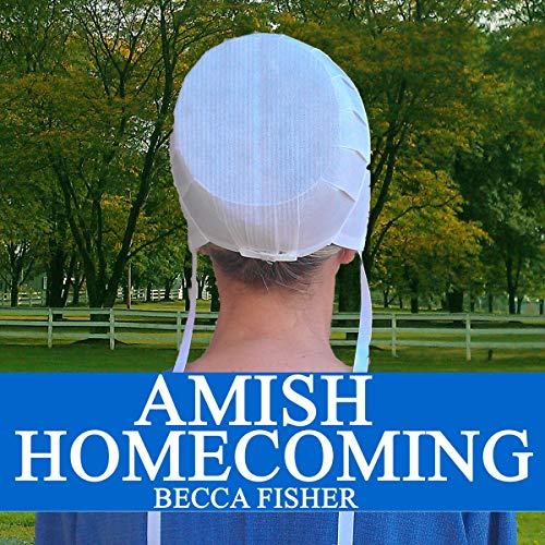 Amish Homecoming cover art