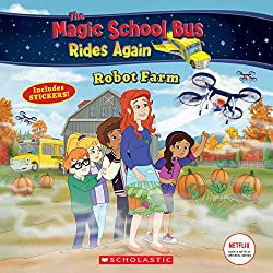 Factorio Robot Tree Farm