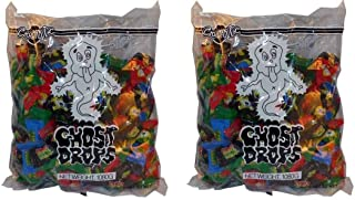 Ghost Drops 480 Count 2kg Bulk Lollies - Candy Buffet - Party Favors Halloween Birthday - Favours Lolly Filers for Loot Ba...