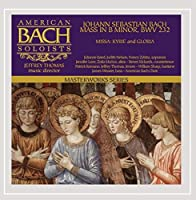 Vol. 1-Bach Mass in B Minor Bwv 232