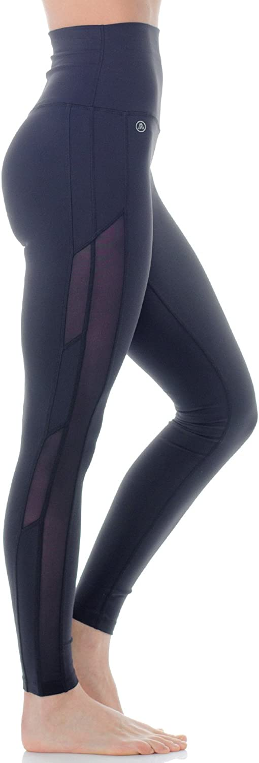 Amari Active Manhattan Legging Womens Active Yoga Leggings