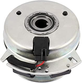 SCITOO New Electric Lawnmower, PTO Clutch Fit for White Outdoor/Troy Bilt/Sears Craftsman/Huskee/Cub Cadet/Bolens/MTD/Ogura/Stens/Warner 917-04622