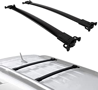 Best roof rack side rails for chevy equinox Reviews