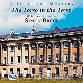 The Torso in the Town                   By:                                                                                                                                 Simon Brett                               Narrated by:                                                                                                                                 Simon Brett                      Length: 8 hrs and 11 mins     15 ratings     Overall 4.7