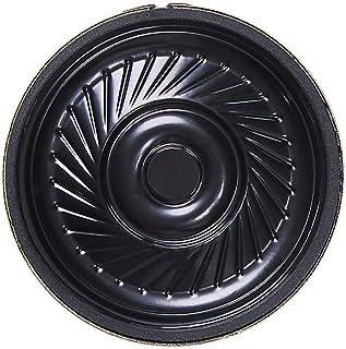 perfk Ultradünne Lautsprecher 36mm Mit Diagonale Schraube Loch 8ohm 0,5 W DIY Zubehör Stimme Lautsprecher