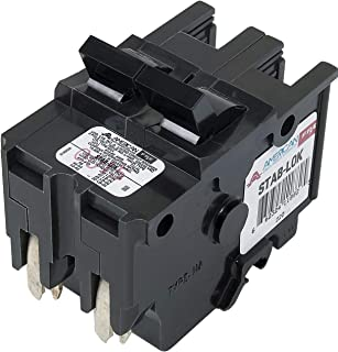 American/FPE/Challenger NA260 Federal Pacific 60 AMP, 2 Pole Regular Size, STAB Lock Circuit Breaker, 60A 2P NA Thick