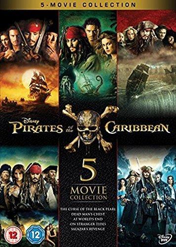 Pirates 1-5 [Italia] [DVD]