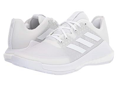 adidas Crazyflight (Footwear White/Footwear White/Footwear White) Women