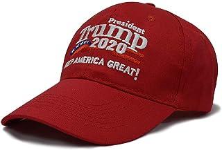 b73d63d1d BOGIWELL Make America Great Again Hat, 2020 Trump Keep America Great MAGA  Cotton Baseball Cap