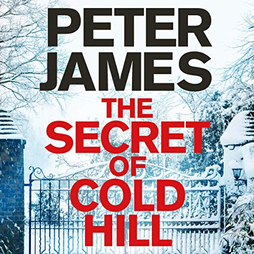 Page de couverture de The Secret of Cold Hill