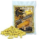 Angel-Berger Maispellets Pellets Sweet Corn (Mais Natur, 3Kg)
