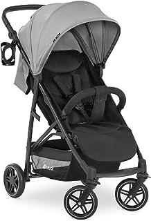 Hauck Rapid 4R Plus, barnvagnspaket upp till 25kg med fullt liggläge från födseln, höj- och sänkbart handtag, mugghållar...