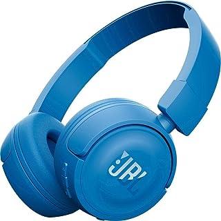 سماعة جيه بي ال T450BT لاسلكية بلوتوث داخل الاذن مع صوت باس بيور، عمر البطارية 11 ساعة، تحكم في المكالمات والموسيقى مع ميك...