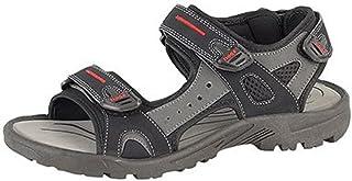 Men's Triple Touch Fastening Sports Walking Trail Sandals