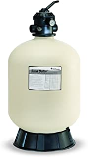 Pentair 145322 Sand Dollar Top-Mount Pool Filter, SD 60 2.3-Square-Feet Filtration Area, 60-GPM Flow