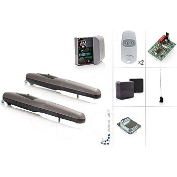 CAME AXO AX5024/2 Motor 24V para cancelas batientes - Kit M: Amazon.es: Bricolaje y herramientas