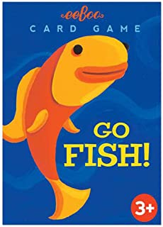 eeBoo Go Fish Card Game for Kids