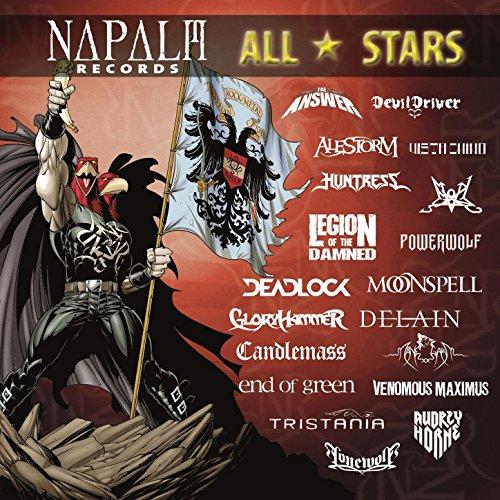 Napalm Records All Stars (Amazon Sampler) [Explicit]