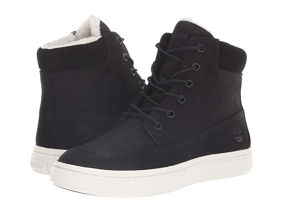 Timberland Londyn Warm Lined 6 (Black Nubuck) Women