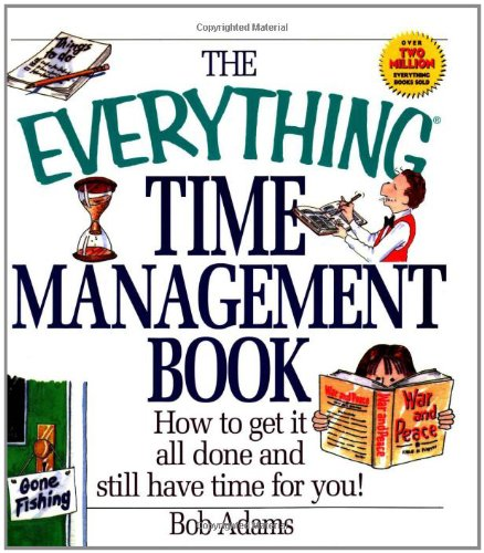 Everything Time Management (Everything Series)