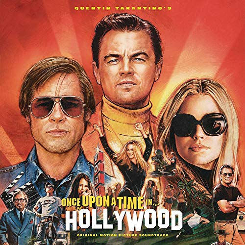Quentin Tarantino's Once Upon a Time in Hollywood Original Motion...
