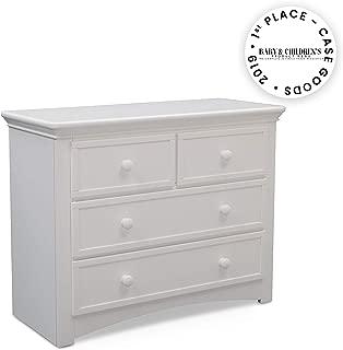 Serta 4 Drawer Dresser, Bianca