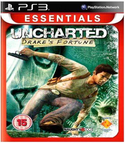 Sony Uncharted - Juego (PS3, PlayStation 3, Acción / Aventura, T (Teen),...
