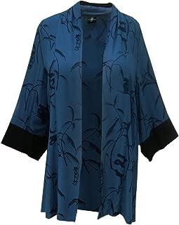Plus Size Kimono, Oversized Jacket,Kimono Sleeve,Women Tunic Cardigan, O/S 1x-3x