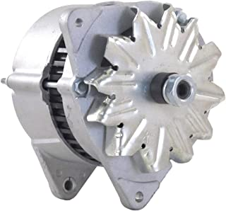 ALTERNATOR FITS 87-00 NEW HOLLAND TRACTOR 445C 445D 7710 63324274, MAN142 81868798