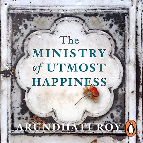 The Ministry of Utmost Happiness audiobook cover art