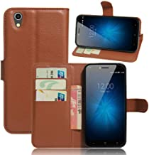 CN Case for umi London Case Flip leather + TPU Silicone fixing Cover 9