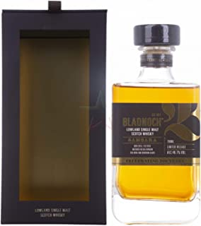 Bladnoch SAMSARA Lowland Single Malt Scotch Whisky 46,70% 0,70 Liter