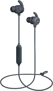 AUKEY Sport Wireless Headphones, Key Series B60, IPX6 Water-Resistance Earbuds, Magnet Controlled On/Off, USB-C Charging, Bluetooth 5, 8h Playtime for Gym, Workouts and Trail Running