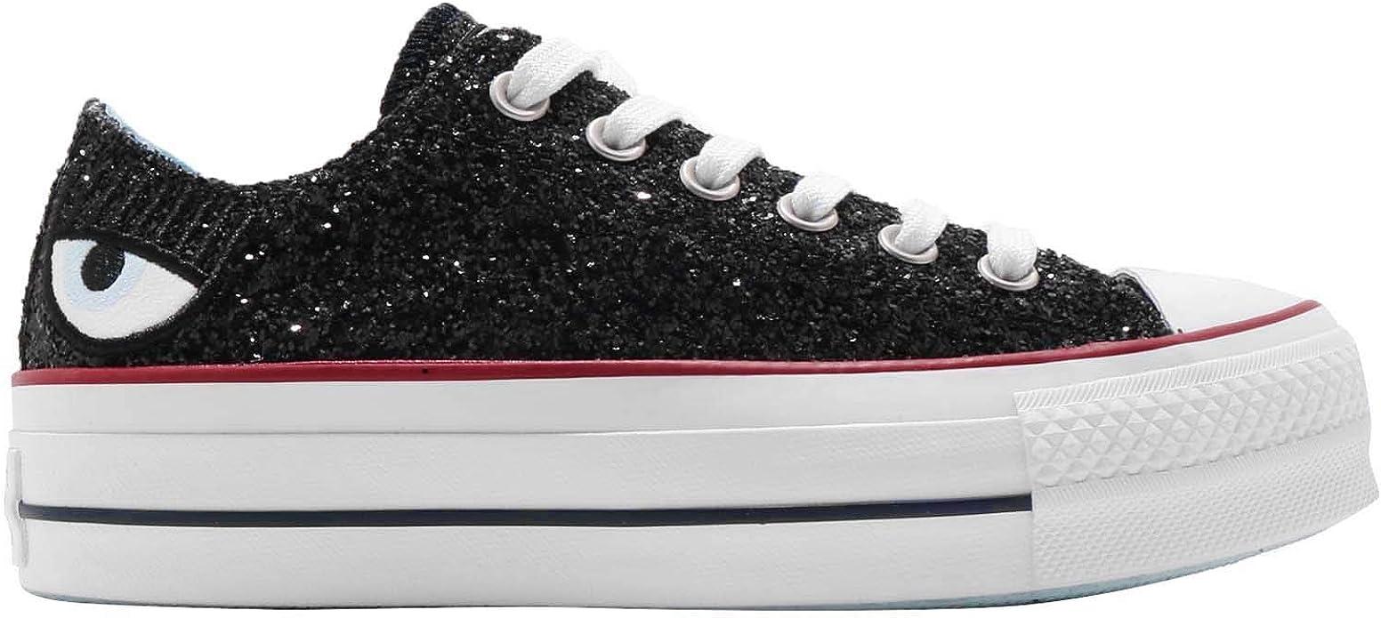 scarpe converse chiara ferragni