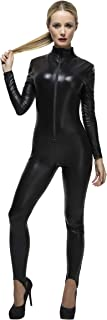 Smiffys Whiplash Honey Costume Black