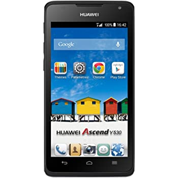 Huawei Ascend Y530 - Smartphone Libre Android (Pantalla 4.5 ...