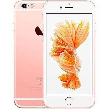 Apple iPhone 6S 16GB Oro Rosa REACONDICIONADO CPO MÓVIL 4G 4.7 Retina HD/2CORE/16GB/2GB RAM/12MP/5MP: Amazon.es: Electrónica