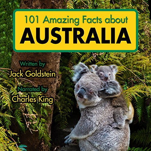 101 Amazing Facts About Australia audiobook cover art