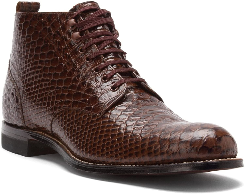 STACY ADAMS Madison HI Anaconda Men's Boot