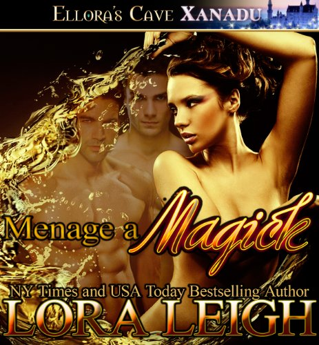 Couverture de Menage a Magick